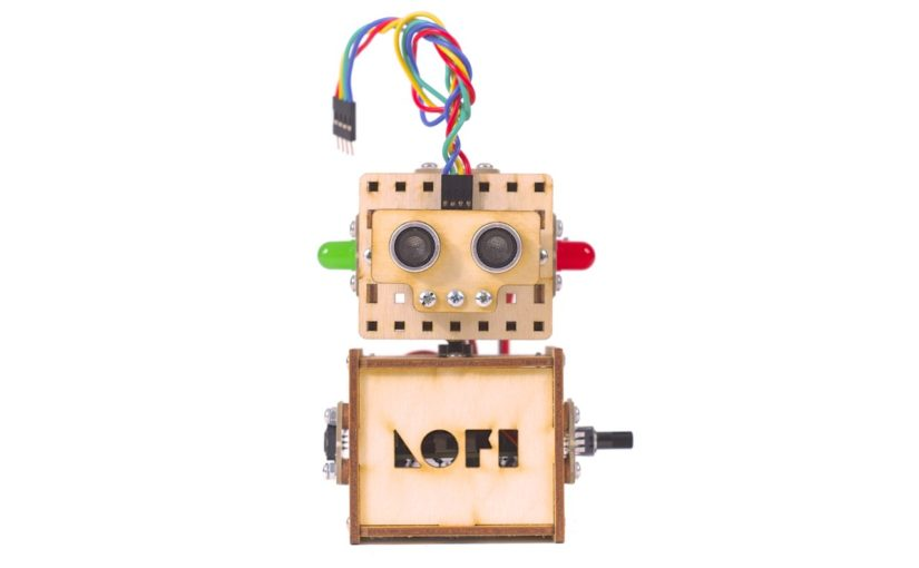 Robot Head – Assembly Instructions