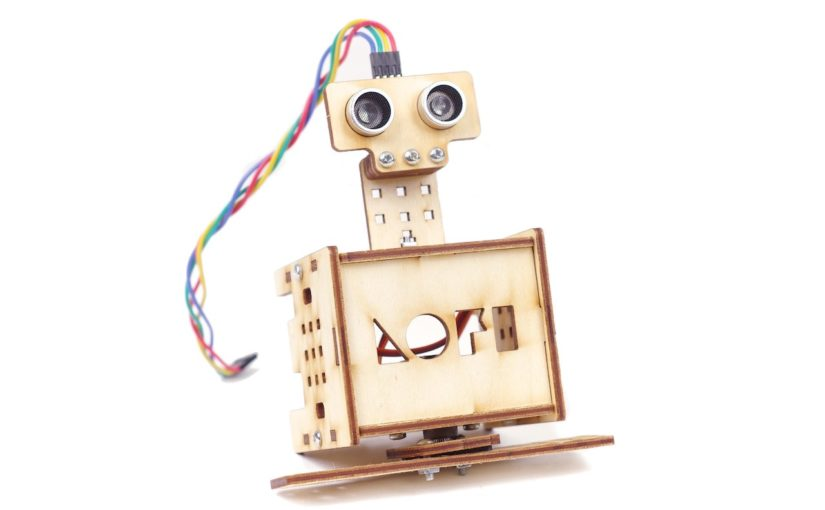 Shuffle Robot – Assembly Instructions